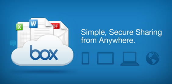 Box is the best document management software for 2016.